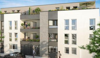 Reims programme immobilier rénové « Porte de Paris » en loi pinel