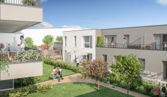 Reims programme immobilier neuve « Porte de Paris » en Loi Pinel  (2)