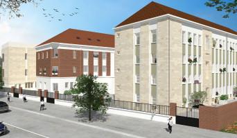 Reims programme immobilier rénové « Le Sept » en loi pinel