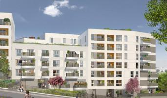 Vitry-sur-Seine programme immobilier neuve « Carré Watteau »