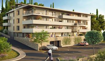 Grasse programme immobilier neuve « Athéna » en Loi Pinel  (2)