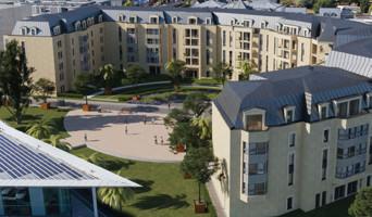 Dinard programme immobilier neuve « Newquay Acte II - Bât C »  (3)