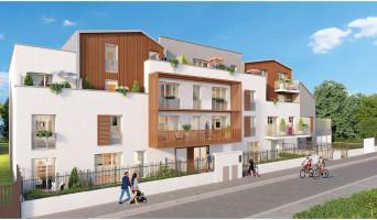 Sartrouville programme immobilier neuve « Le Jardin de Jeanne »