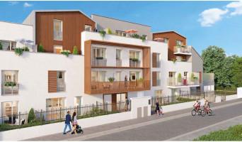 Sartrouville programme immobilier neuve « Le Jardin de Jeanne »  (2)