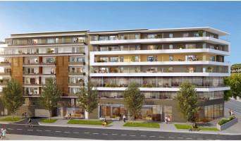 Nice programme immobilier neuve « Nice Way nue-propriété »