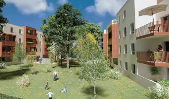 Muret programme immobilier rénové « Res'Pyr » en loi pinel