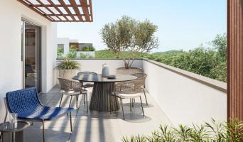 Muret programme immobilier neuve « Res'Pyr » en Loi Pinel  (2)