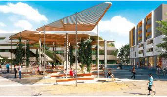 Montpellier programme immobilier neuve « Pavillons des Arts »