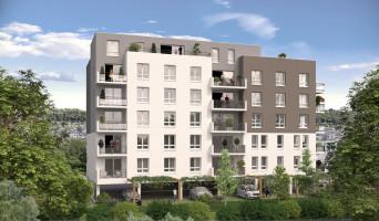 Maromme programme immobilier neuve « Au fil de l'O » en Loi Pinel  (2)