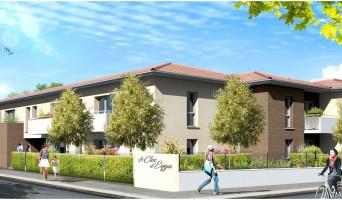 Biganos programme immobilier rénové « Clos d'Eyga » en loi pinel