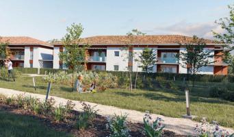 Lespinasse programme immobilier neuve « Jardin d'Autrefois »  (2)