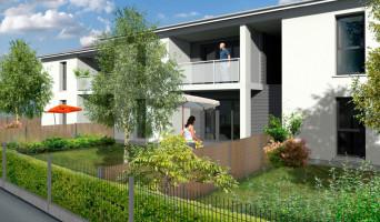 Saint-Médard-d'Eyrans programme immobilier neuf « Clos de Canterane » en Loi Pinel