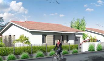 Saint-Médard-d'Eyrans programme immobilier neuve « Clos de Canterane » en Loi Pinel  (2)