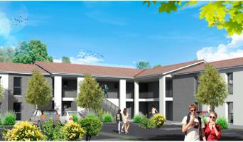 Saint-Médard-d'Eyrans programme immobilier neuve « Clos de Canterane » en Loi Pinel  (3)