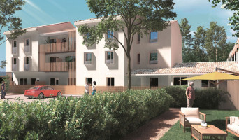 Fonbeauzard programme immobilier neuf « Le clos des Pins » en Loi Pinel
