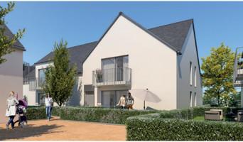 Amboise programme immobilier neuve « Le Hameau des Lys 2 »