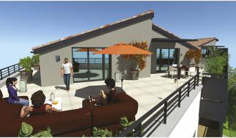 Cugnaux programme immobilier neuve « Les 4 As 2 » en Loi Pinel  (2)