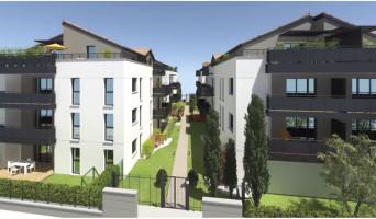 Cugnaux programme immobilier neuve « Les 4 As 2 » en Loi Pinel  (3)
