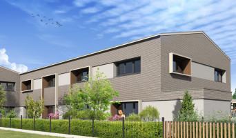 Pessac programme immobilier neuf « Orée des Vignes 2 » en Loi Pinel