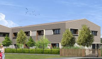 Pessac programme immobilier neuve « Orée des Vignes 2 » en Loi Pinel  (2)