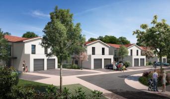 Frouzins programme immobilier neuf « Oxalis 2 » en Loi Pinel
