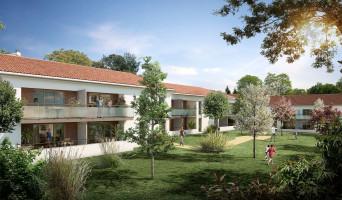 Frouzins programme immobilier neuve « Oxalis 2 » en Loi Pinel  (2)