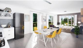 Frouzins programme immobilier neuve « Oxalis 2 » en Loi Pinel  (3)