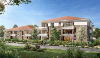 Lespinasse programme immobilier neuve « Canal Rive Gauche 2 »  (2)