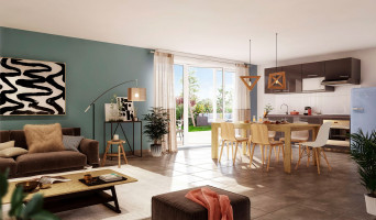 Lespinasse programme immobilier neuve « Canal Rive Gauche 2 »  (3)