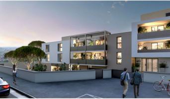 Villeneuve-lès-Avignon programme immobilier neuve « Villa Andrea »  (2)