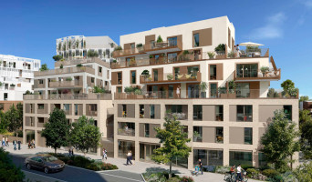 Toulouse programme immobilier neuve « Cyméa 2 »