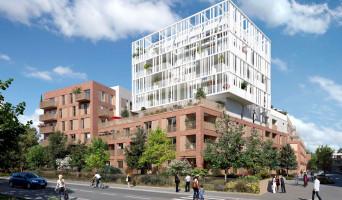Toulouse programme immobilier neuve « Cyméa 2 »  (2)