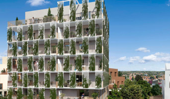 Toulouse programme immobilier neuve « Cyméa 2 »  (3)