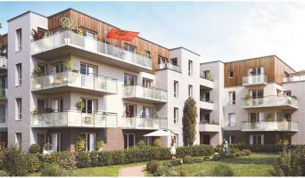 Halluin programme immobilier neuve « Place Verte » en Loi Pinel