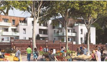 Halluin programme immobilier neuve « Place Verte » en Loi Pinel  (2)