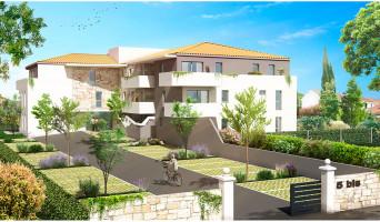 Frontignan programme immobilier rénové « Les Jardins de Sidonie » en loi pinel