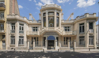 Saint-Étienne programme immobilier neuve « Villa Hatier »
