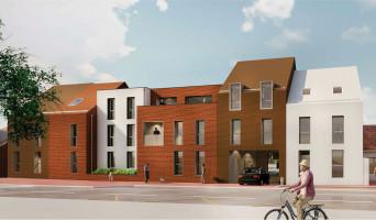 Roncq programme immobilier rénové « Le 551 » en loi pinel