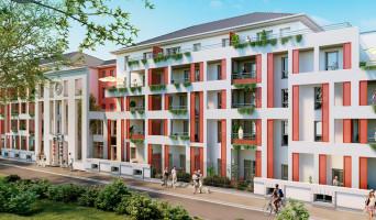 Montargis programme immobilier neuve « La Jonque »  (2)