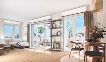 Clichy programme immobilier neuve « Rose Guérin »