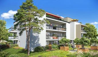 Caluire-et-Cuire programme immobilier neuve « Carré Ikebana »