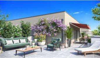 Caluire-et-Cuire programme immobilier neuve « Carré Ikebana »  (3)