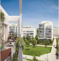 Villeurbanne programme immobilier neuve « Partition » en Loi Pinel  (2)