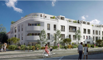 Houilles programme immobilier neuve « Coeur Julliand »