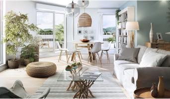 Houilles programme immobilier neuve « Coeur Julliand »  (3)