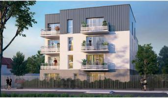 Dreux programme immobilier neuve « Le Churchill »