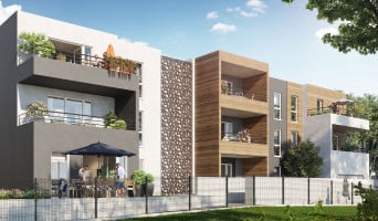 Marseille programme immobilier neuf « Hédonie » en Loi Pinel