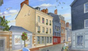 Honfleur programme immobilier neuf « Notre Dame