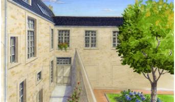 Bayeux programme immobilier à rénover « La Maison des Anciens Marins » en Loi Malraux  (2)
