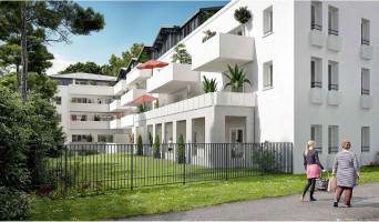 Anglet programme immobilier neuf « Résidence Amatigà